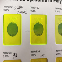 Fluorescent Dyes Solvent Green 5(Fluorescent Yellow 8GF)