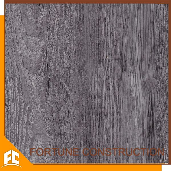 WPC vinyl plank wood texture click system indoor use