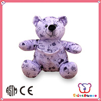 Familiar in oem odm factory top 1 Gifts the best choice promotion stuffed japanese bear