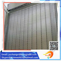 Environmentally Friendly Creative Weave Mesh/honeycomb decorative wire mesh