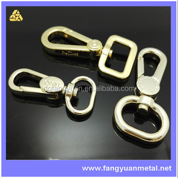 Women purse metal snap hook supplier
