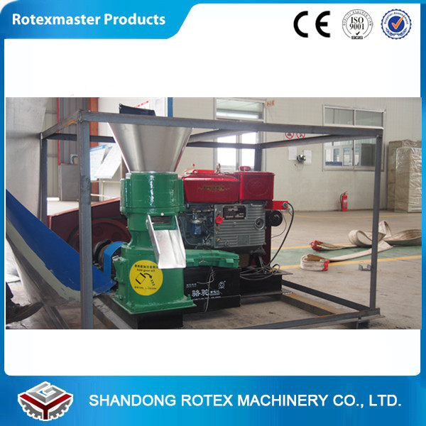 Factory Supply Pet Food Pellet Machine / Small Animal Feed Mill Mixer
