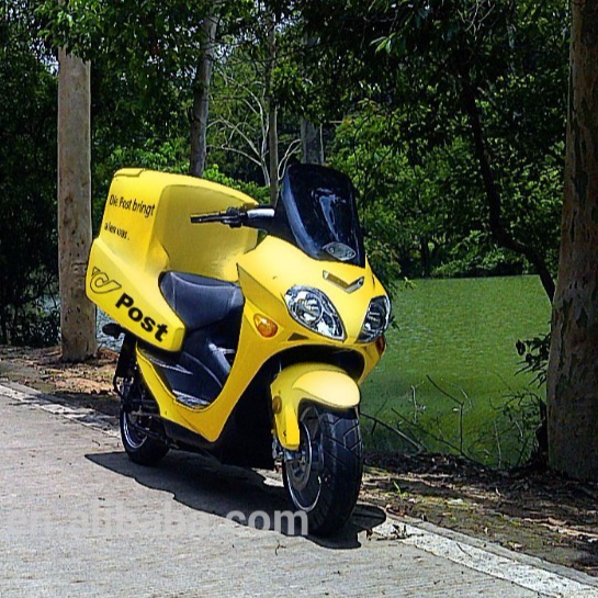 5000W Heavy duty cargo electric <strong>motorcycle</strong> range 150kms