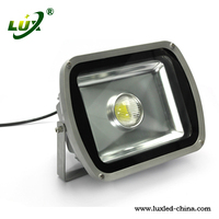 10w rechargeable led flood light 100w 150w 200w high power bridgelux cob mean well driver