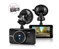 "3"" 108Op Dash Cam With 32Gb Card,Loop Recording G-Sensor WDR Dashboard Camera Recorder"
