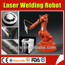 Stainless Steel Sheet and Tube Metal Laser Welding Machine GHJ-300GX