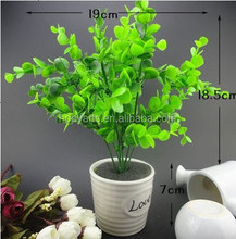 Wholesale New design and high quality artificial bonsai leaves