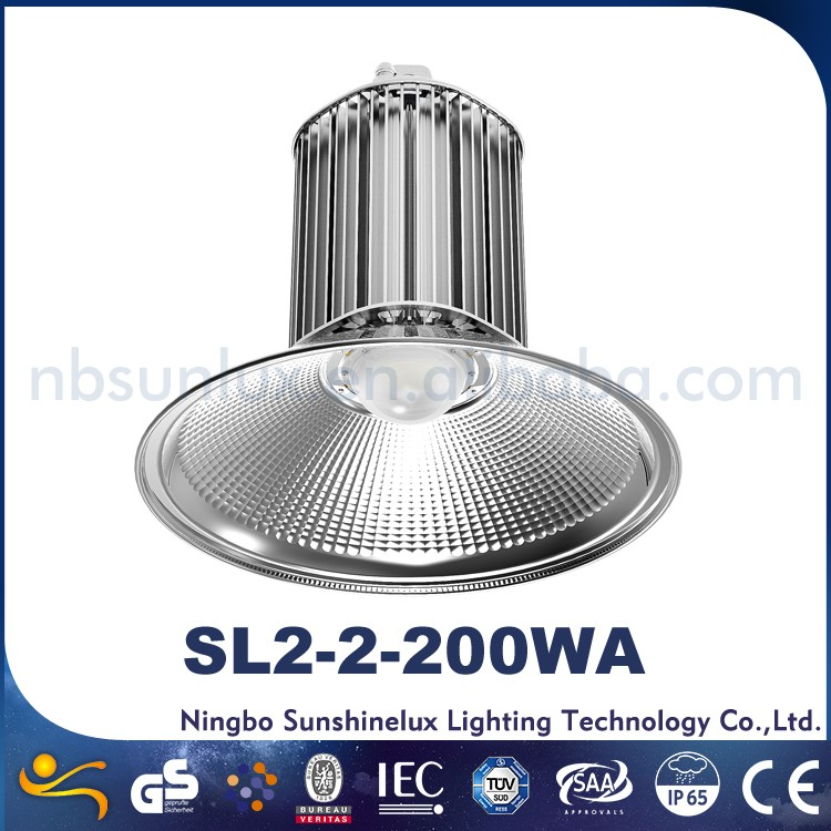 SAA Approved DALI Dimmable 200W LED High Bay Light