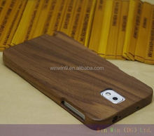 Made in china natural bamboo case for samsung s3 for iphone 5s hard phone cover