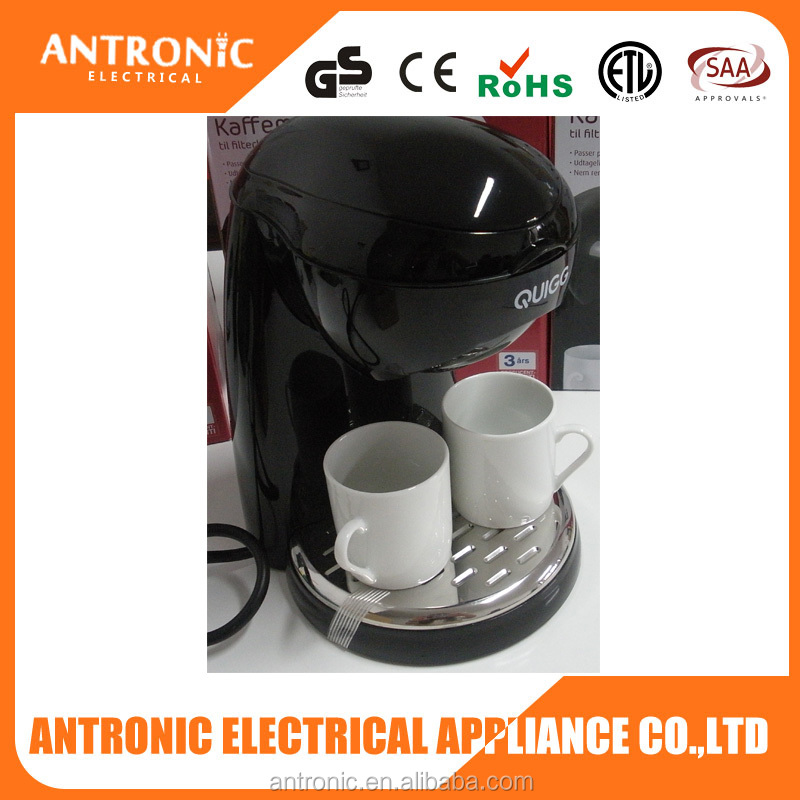 Antronic ATC-CM408 400ml double cup germany coffee machine