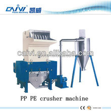 waste plastic film crusher/plastic recycling crusher machine