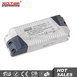 CE EMC Certification high efficiency 12w 450ma constant current led driver