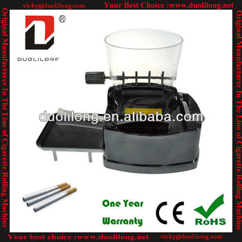 Industrial automatic cigarette rolling machine