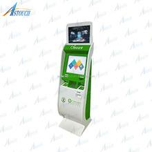 multiple foreign currency/money exchange machine/kiosk