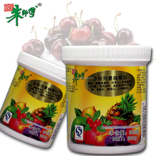 Master-Chu wine-steeped cherry jam for bakery decoration with HALAL 300g