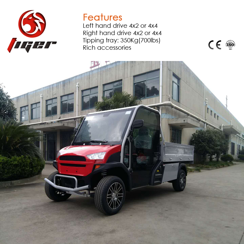 Lowest Price chinese brand electric van pickup automobiles with good