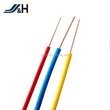 Low Smoke Halogen Free XLPE Insulated Copper Wire UL3265