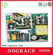 double-sided hard disk circuit board 2layer pcb&pcba supply