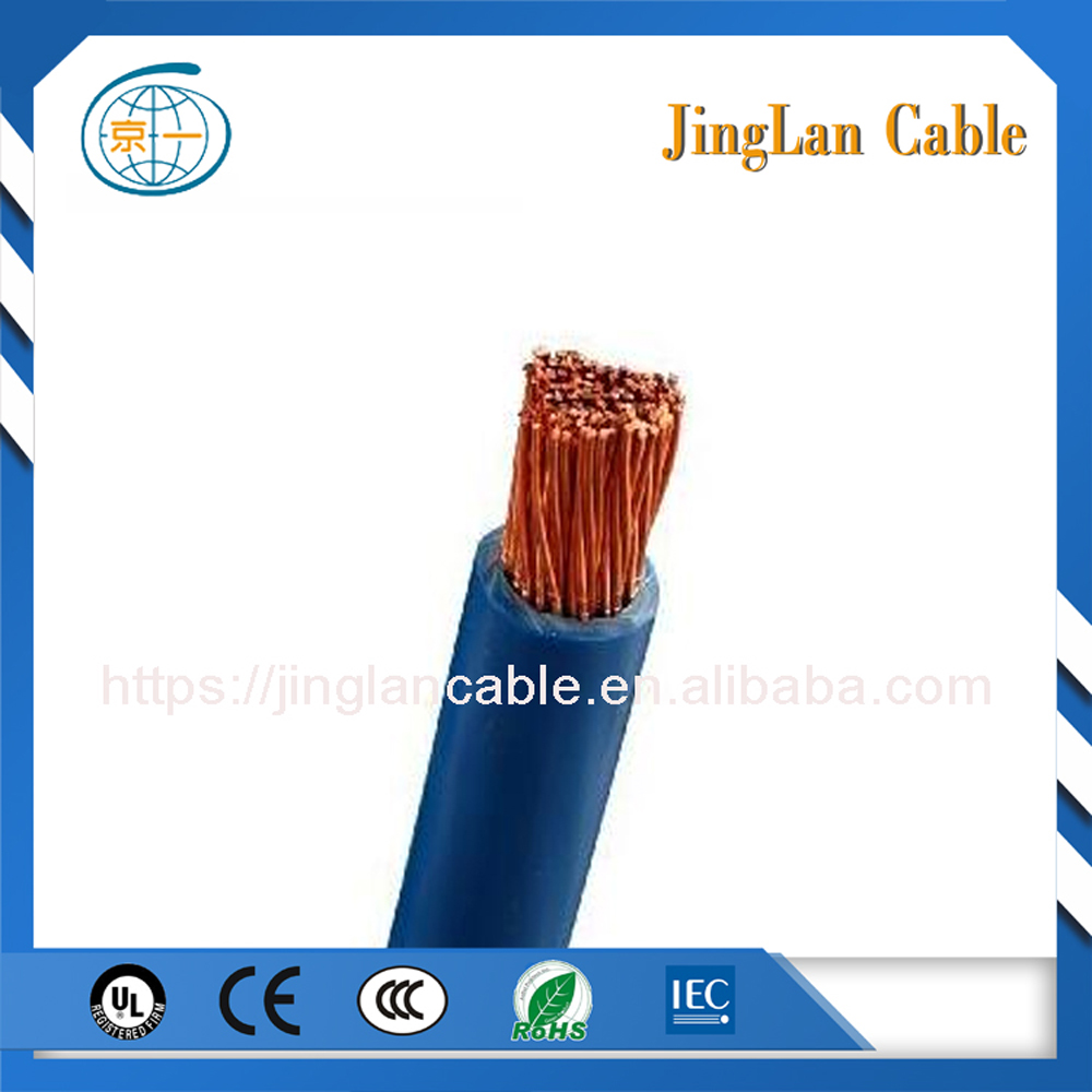 Household Single Core 10mm Solid Copper PVC Electric wire 450/750V