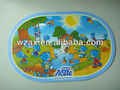 Decorate pp table mat for promotional