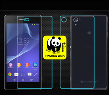 IPANDA BOX Factory price mobile phone Tempered Glass Screen protector/film for Sony Xperia Z2(L50) back