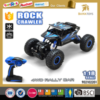 1:18 Racing Games Rock Climbling Rc Car for Kids
