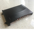 RS232 TCP IP 4 Ports Impinj R2000 Chip UHF Fixd RFID Passive Writer Reader