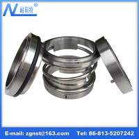 Sichuan NaiSiTe-single spring type ZU44 series standard mechanical seal conform to ISO 3069, DIN