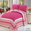 China hand painted bed sheets/100 cotton patchwork quilt bedspread/patchwork bed sheet designs