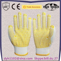 cheapest rubber dots medical gloves