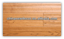 hand scratched oak wood laminate flooring