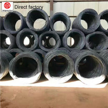 Hot Rolled Low Carbon Steel Wire Rod 5.5mm 6.5mm 8mm 12mm SAE 1006 SAE 1008 Steel Wire Rod in China tangshan