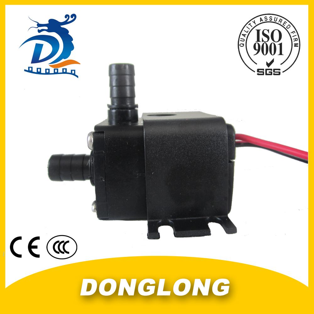 DL613 12V DC Air Cooler Pump Submersible Water Pump For Sales