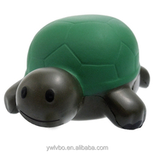 foam pu ball green Turtle Stress ball fashion stress ball