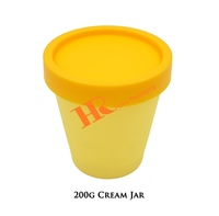 200g Imported PP Plastic Facial Cream Jar