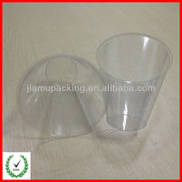 Cheap process of plastic cup making