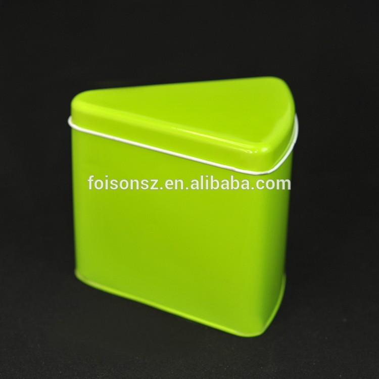Empty food tin can for canned food packing tin box