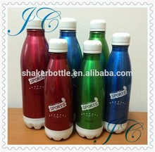 Most popular of Coke bottle thermos flask with colorfull choose