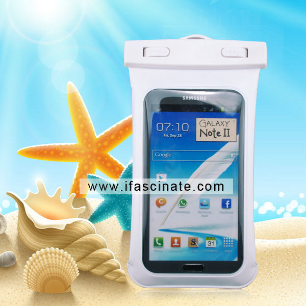 Waterproof Case for Samsung Galaxy Note