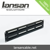 48 Port Patch Panel For RJ45 /RJ11 Network Cabling Accessories