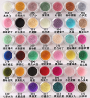2015 charming 3D 120 different color caviar /round beads for nail art decoration