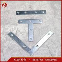 Metal L Shape Corner Brace Plate Right Angle Bracket