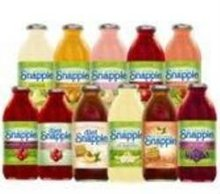 Ee. uu. origen <span class=keywords><strong>snapple</strong></span>