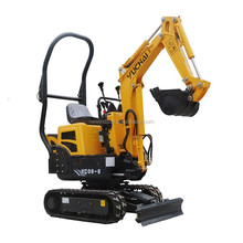 New Chinese Yuchai YC08-8 Mini Excavator