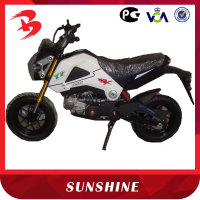 New Model 125CC Street Bike Monkey Bike High Performance 125CC Street Bike For Sale