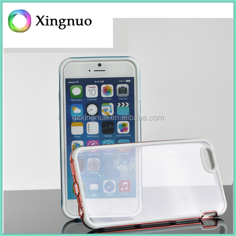 Smart function mobile case mobile cover slim case clear case for iPhone 6s