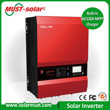 1 - 200KW Output Low Frequency 8KW 10KW 12KW Power off grid hybrid solar power inverter