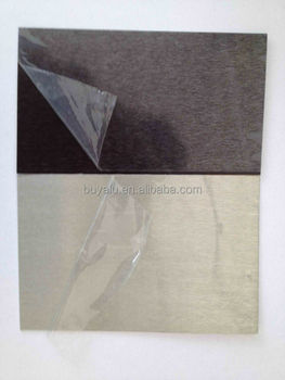 Aluminum Sheet in Brush technology use in different ways