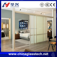 CE Certificate Aluminum Frame Insulated Glass Replacement Doors