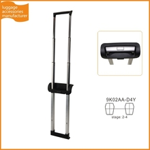 Guangzhou JingXiang Inner Bag Carrying Handle Aluminium Luggage Handle For Trolley Bag